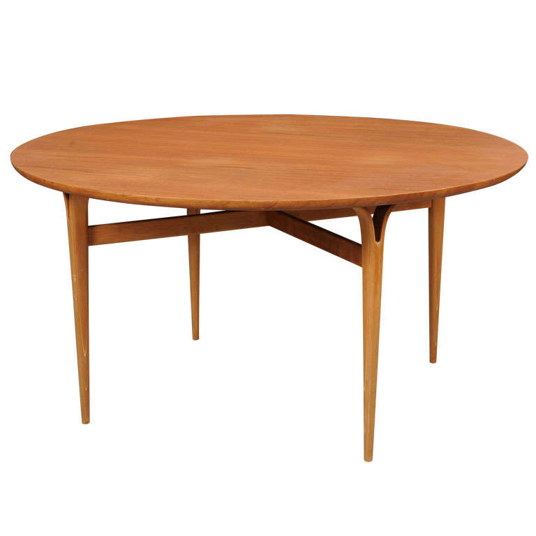 Bruno mathsson table for sale at 1stdibs