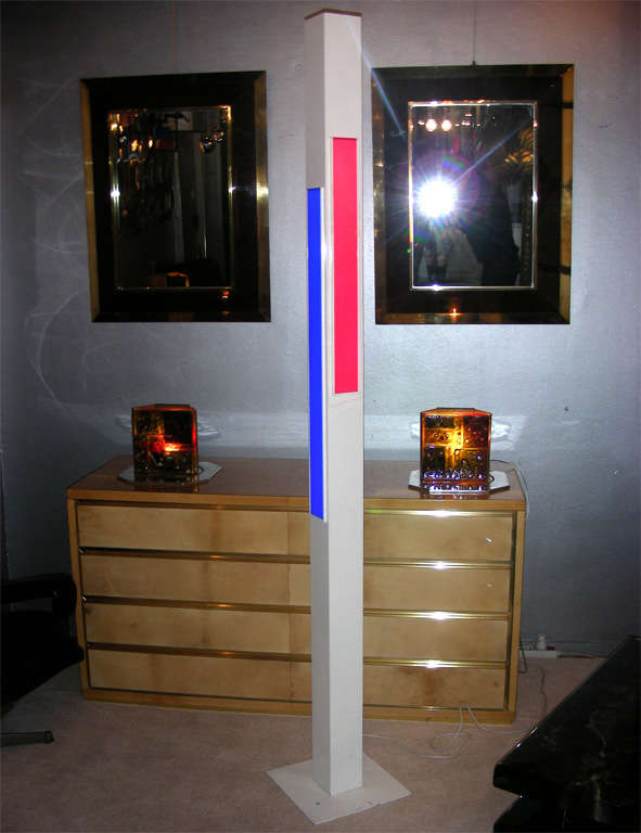 French 1980s Floor Lamp For Sale