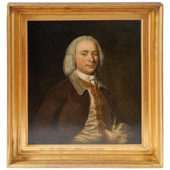 Portrait of a Gentleman, England, circa 1740