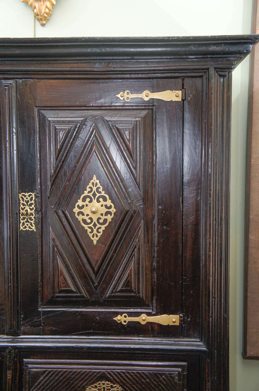 Baroque Style Armoire at 1stdibs -> Armoire Style Baroque