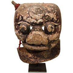 18th Century Chinese Mask