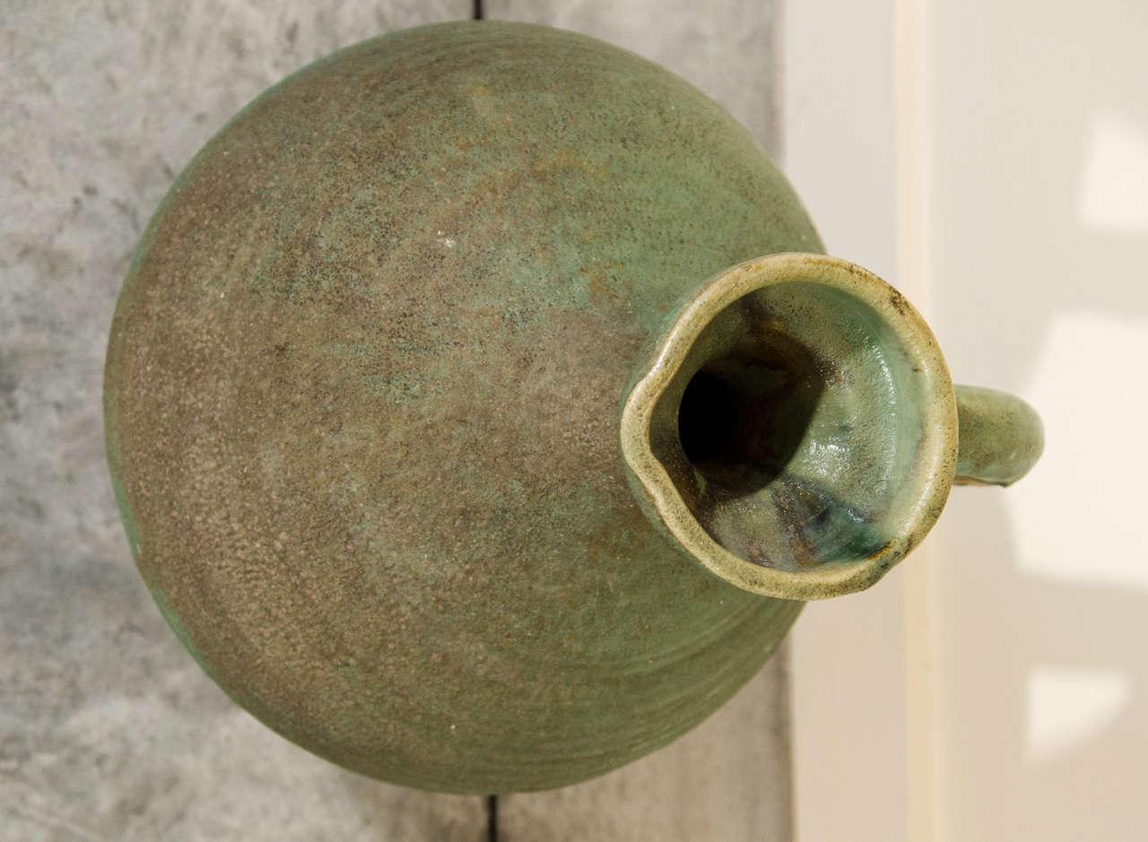 Antique Ceramic Wine Jar For Sale 1