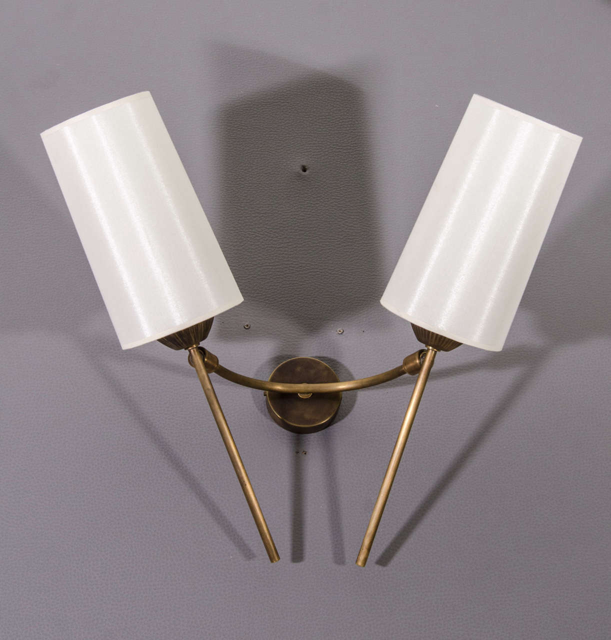 20th Century Pair of Articulated Sconces For Sale