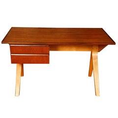 writing desk tyoe EB02 by Cees Braakman for Pastoe