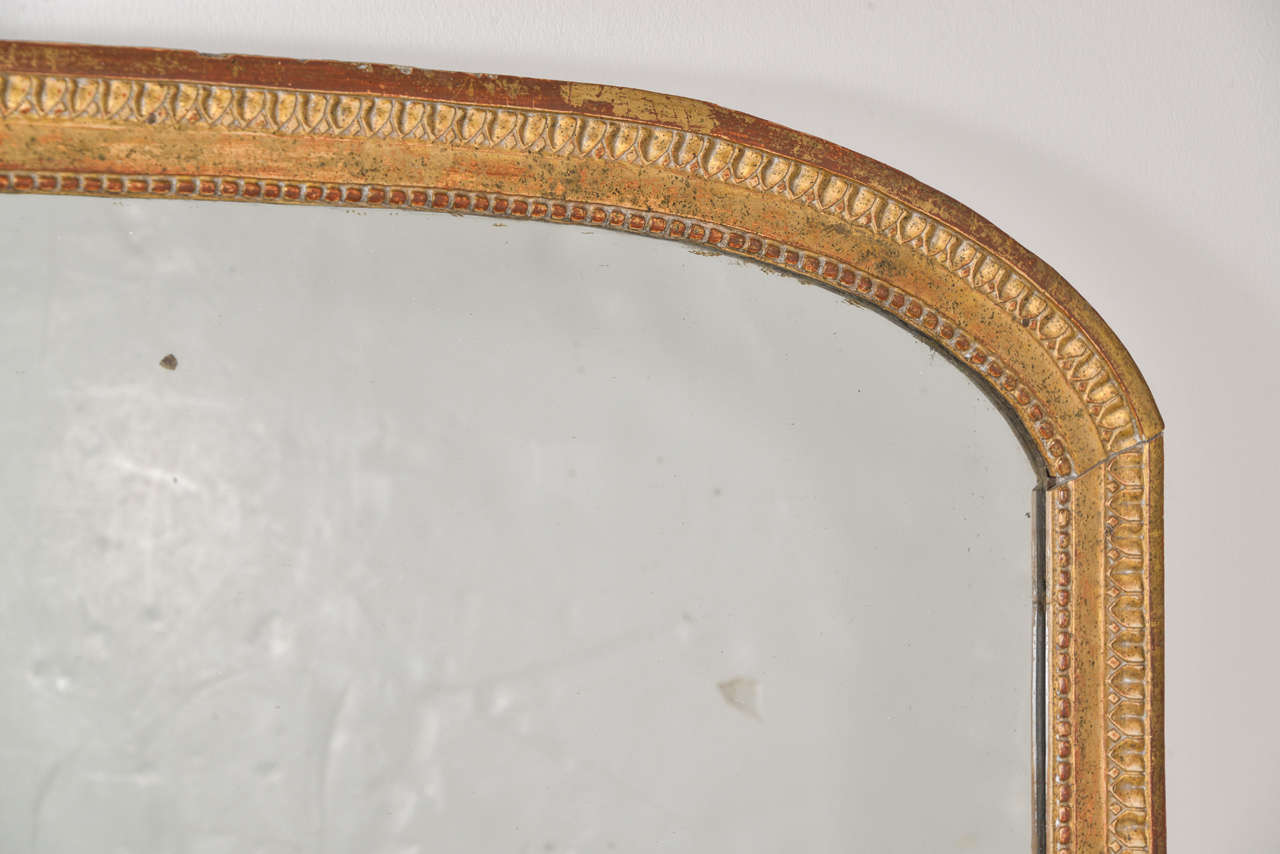 Louis XVI Period Mirror For Sale 1