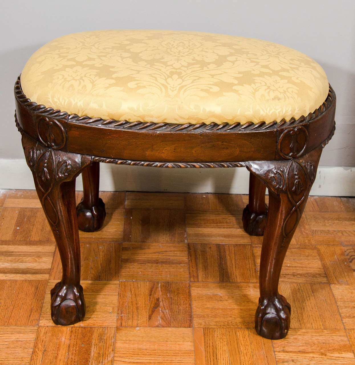 Pair Of Late 19th Century Stools At 1stdibs