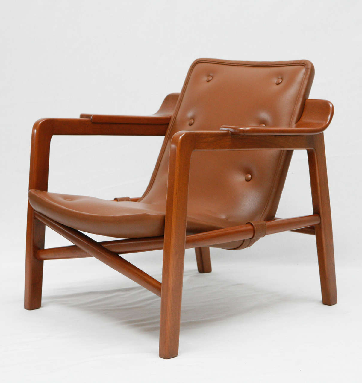 fireplace chair by tove and edvard kindt larsen at 1stdibs