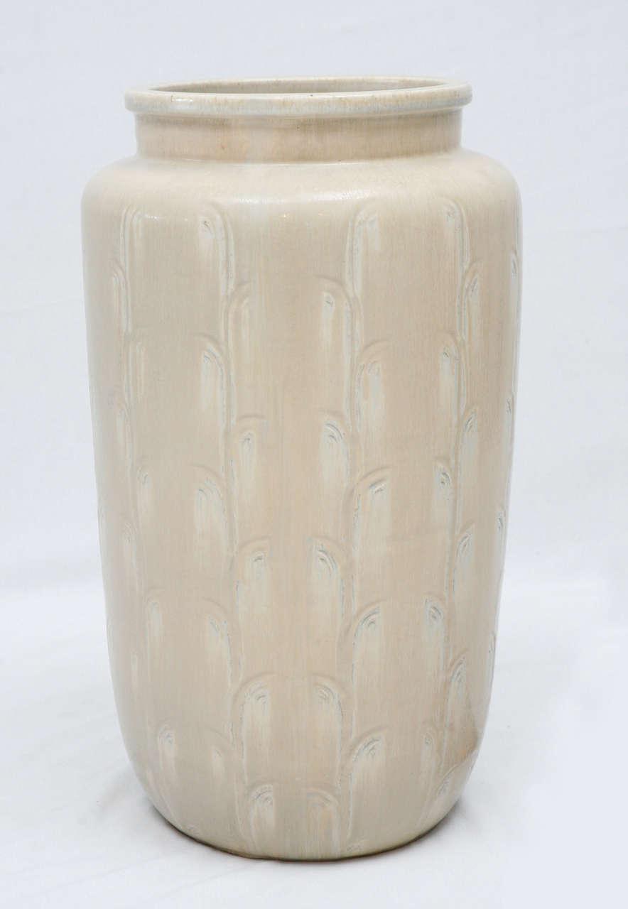 Danish Monumental Saxbo Floor Vase
