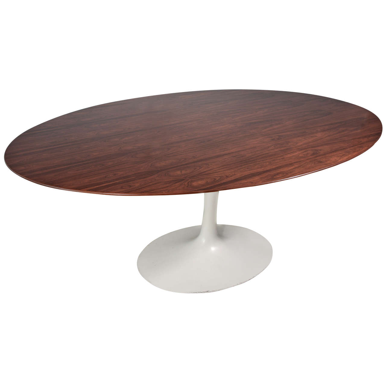 Eero Saarinen 78 Tulip Dining Table With Brazilian