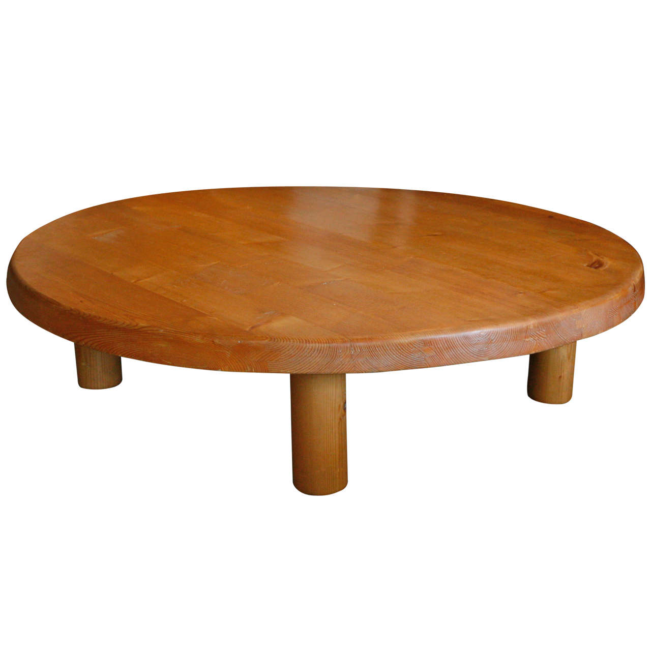 Large charlotte perriand table france 1950 at 1stdibs - Table charlotte perriand ...