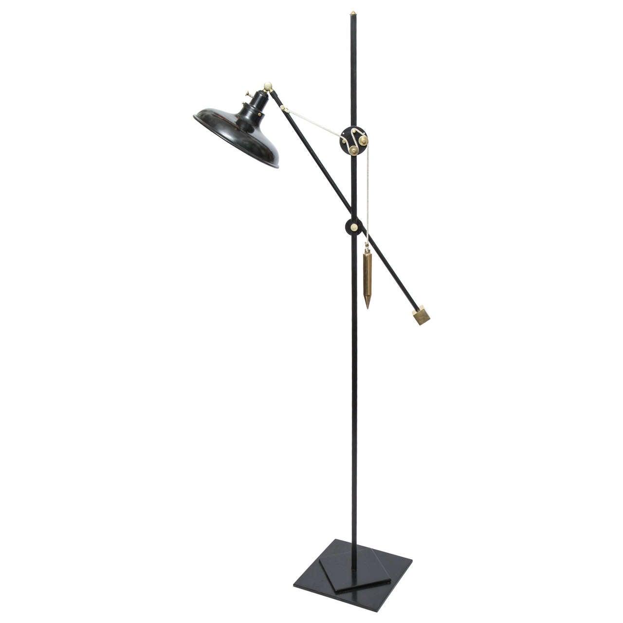Articulated Floor Lamp