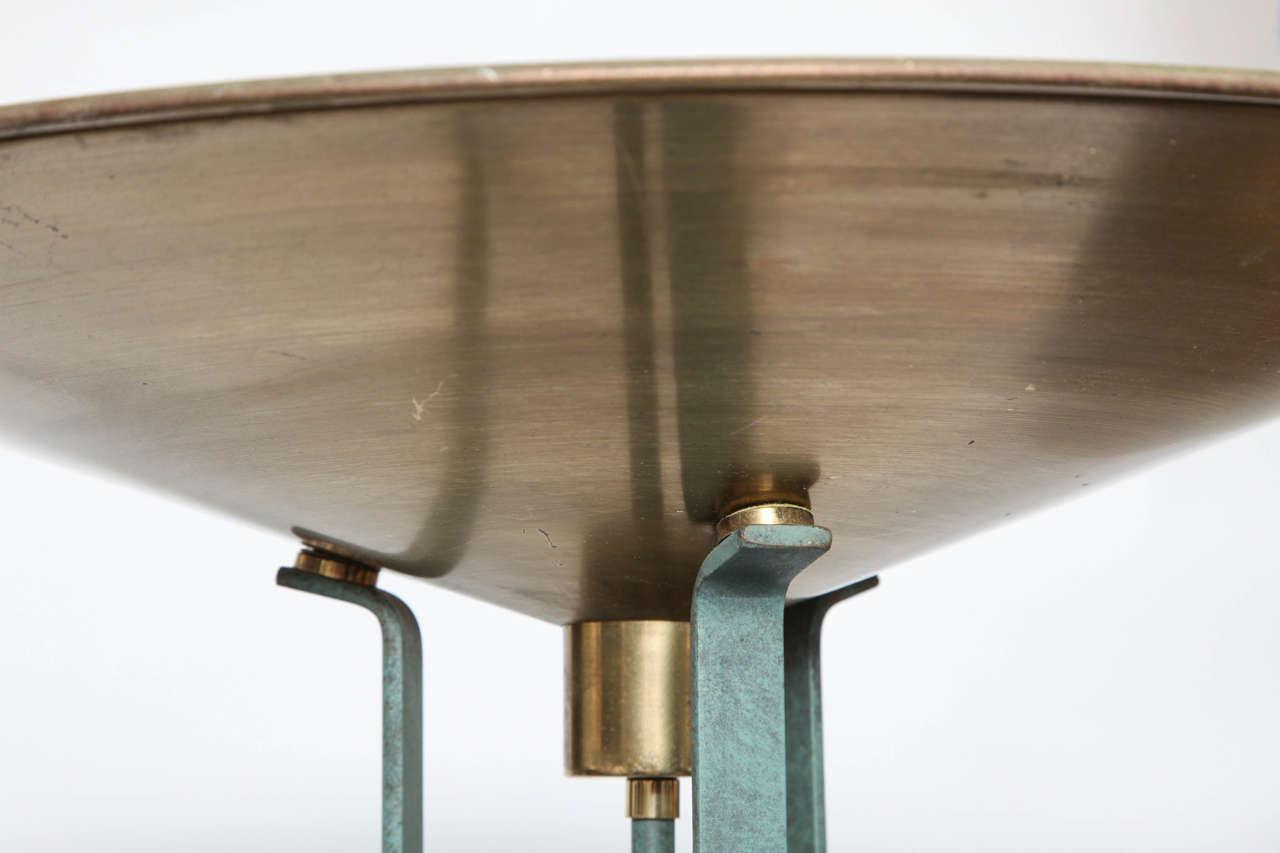 Italian 1970s Modernist Torchere Floor Lamp 7