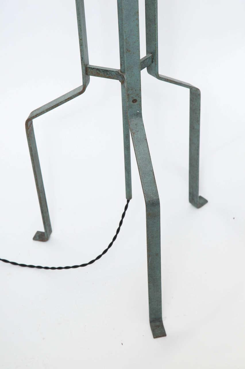 Italian 1970s Modernist Torchere Floor Lamp 8