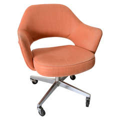Swivel Arm Chair by Eero Saarinen