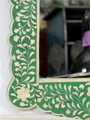 Indian Green Bone Mirror image 3