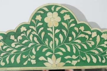 Indian Green Bone Mirror image 6