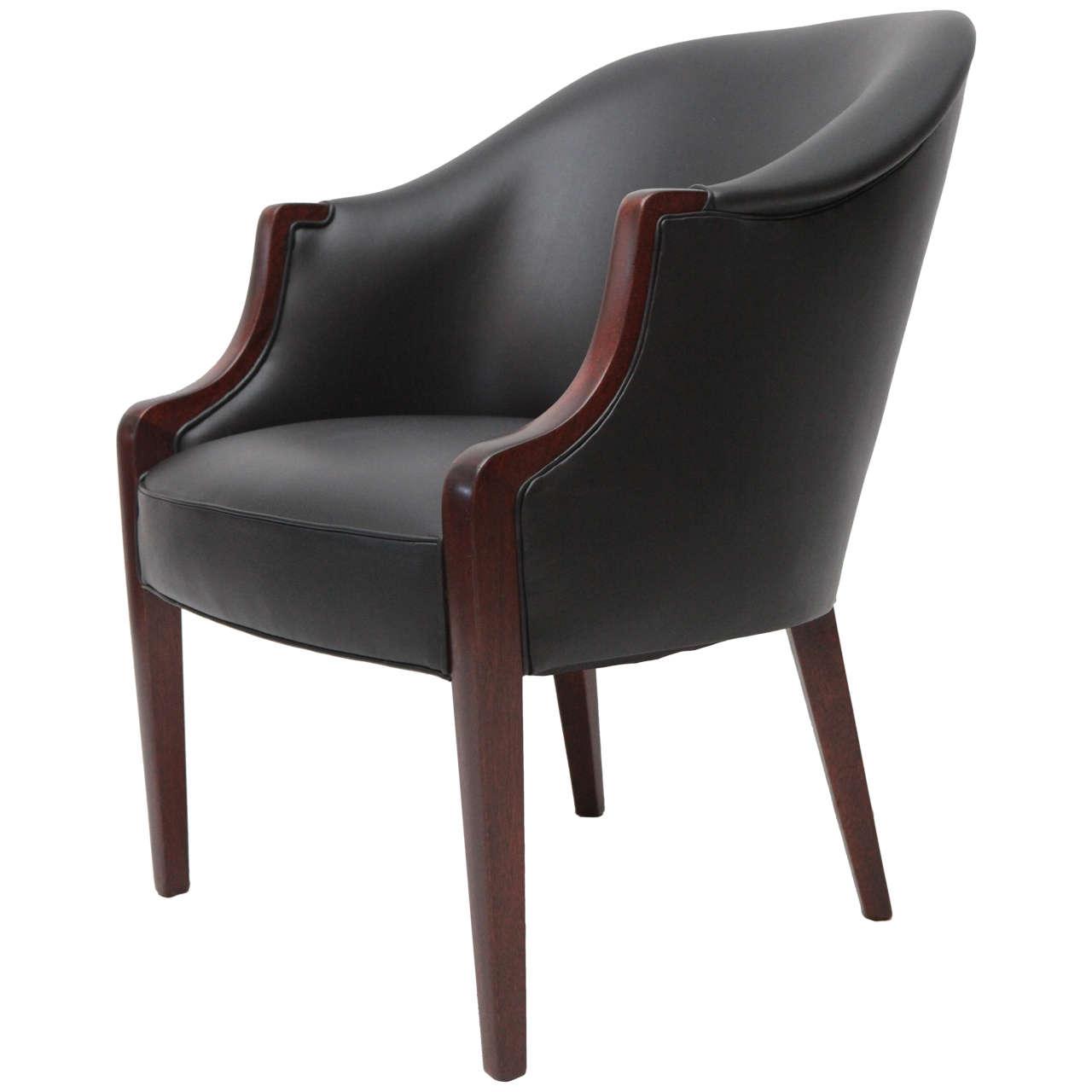 Danish Club Chair
