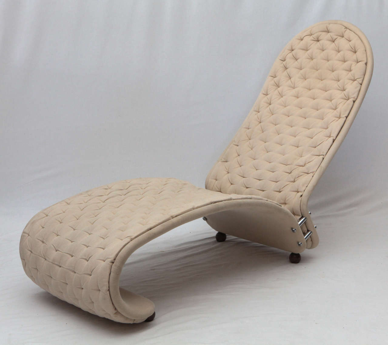 verner panton chaise for sale at 1stdibs. Black Bedroom Furniture Sets. Home Design Ideas