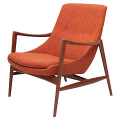 Peter Wessel Lounge Chair