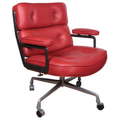 Charles Eames Executive Time Life Desk Chair