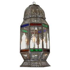 Beautiful Moroccan Lantern
