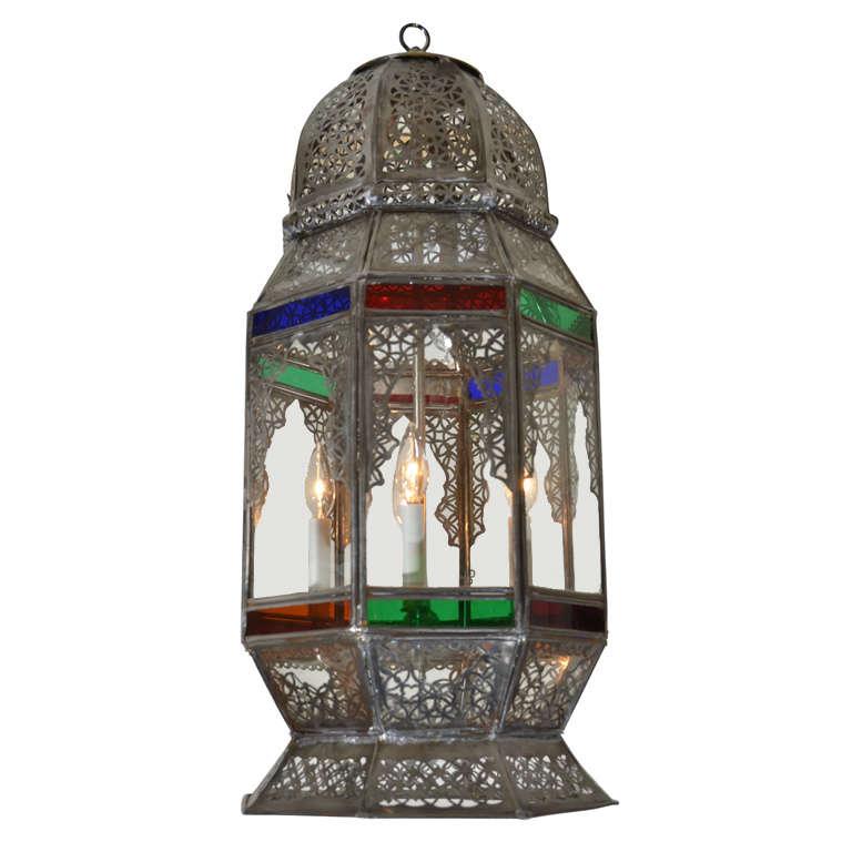 Beautiful Moroccan Lantern For Sale At 1stdibs