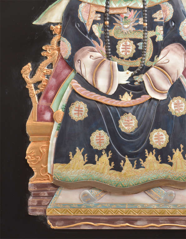Paint Chinese Ancestral Portraits For Sale