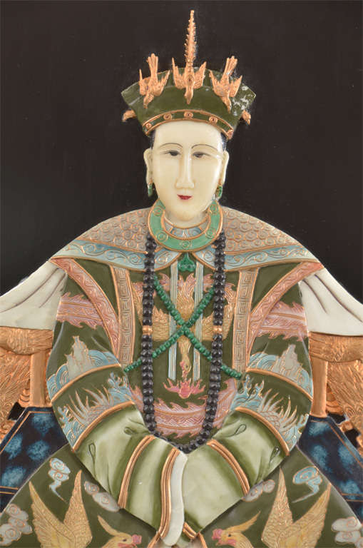 Chinese Ancestral Portraits For Sale 3