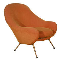 Marco Zanuso for Artflex Martingala Arm Chair