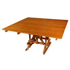 Driade Enzo Autoprogettato Tavolo Smoutabile Table