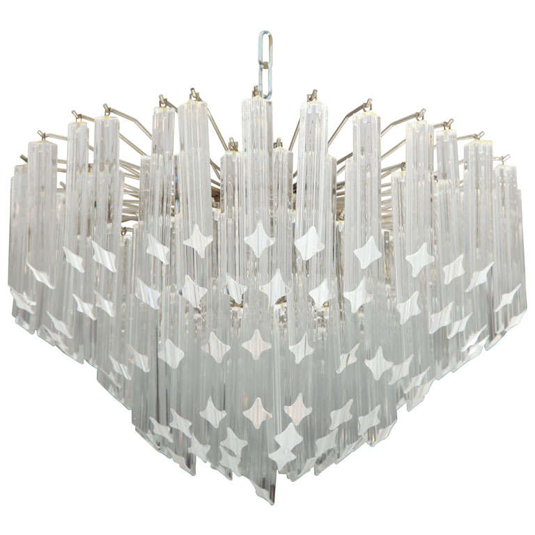 Seven tier venini chandelier for sale at 1stdibs seven tier venini chandelier 1 aloadofball Choice Image