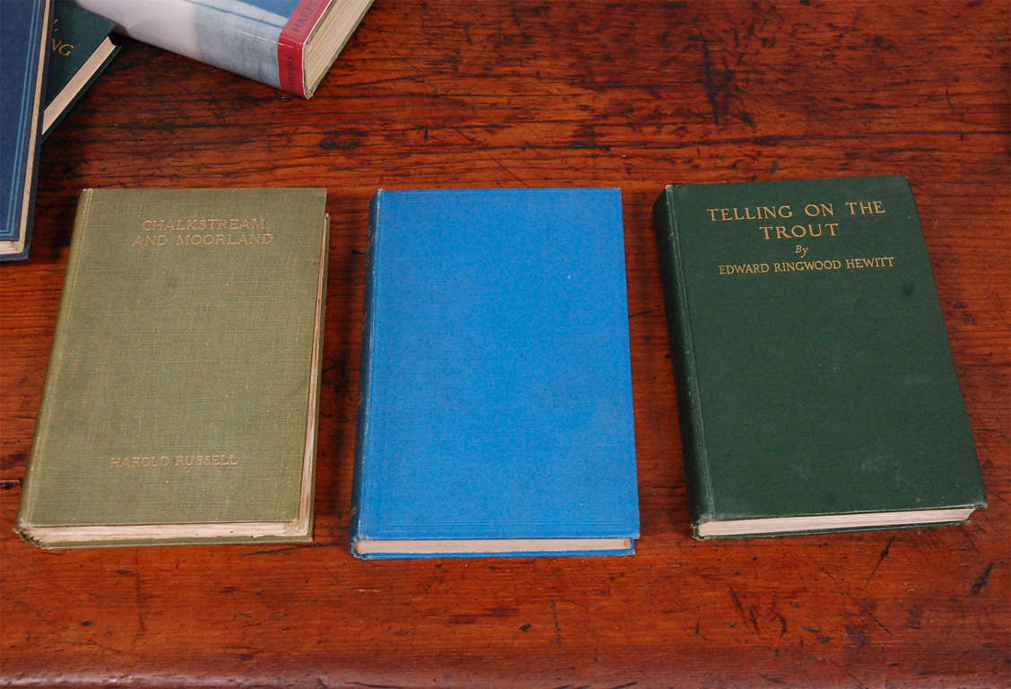 Collection of Books on Trout Fishing 4
