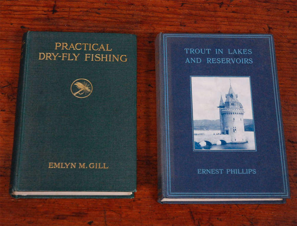 Collection of Books on Trout Fishing 5