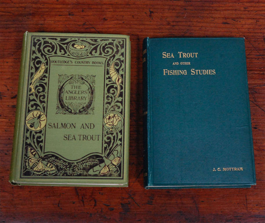 Collection of Books on Trout Fishing 7
