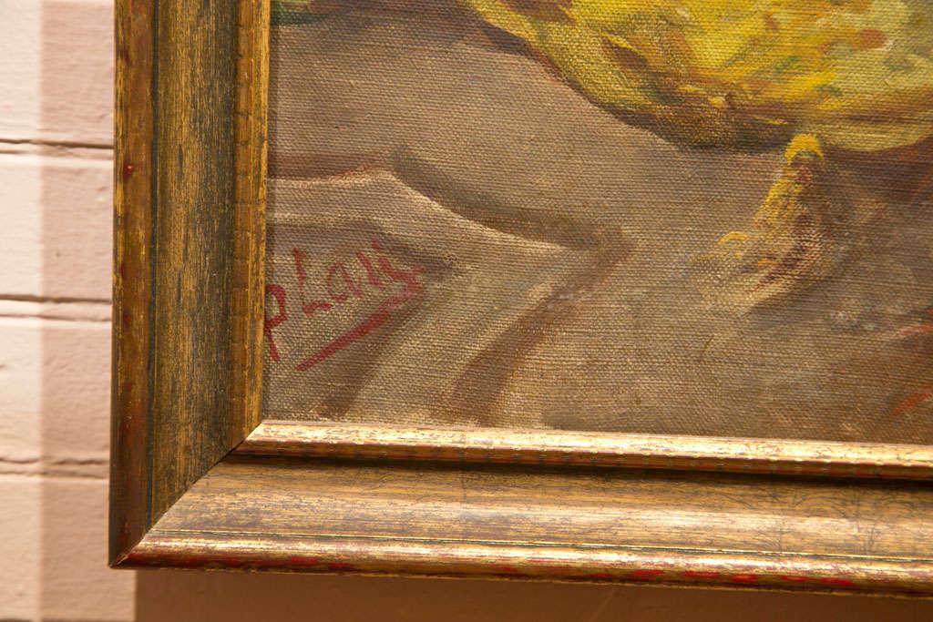 Orientalist Oil On Canvas 3