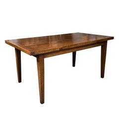 English Oak Extension / Drawleaf Table