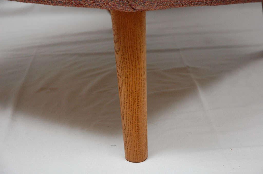Scandinavian Modern Hans Wegner Papa Bear Chair For Sale