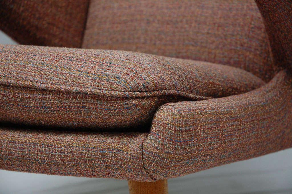 Danish Hans Wegner Papa Bear Chair For Sale