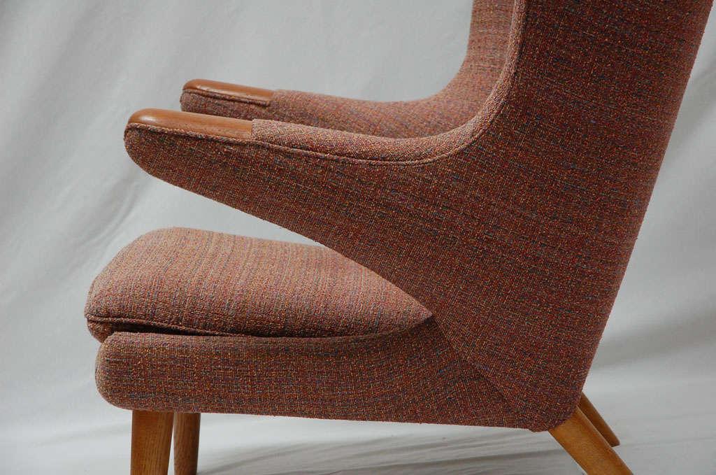 Hans Wegner Papa Bear Chair For Sale 1