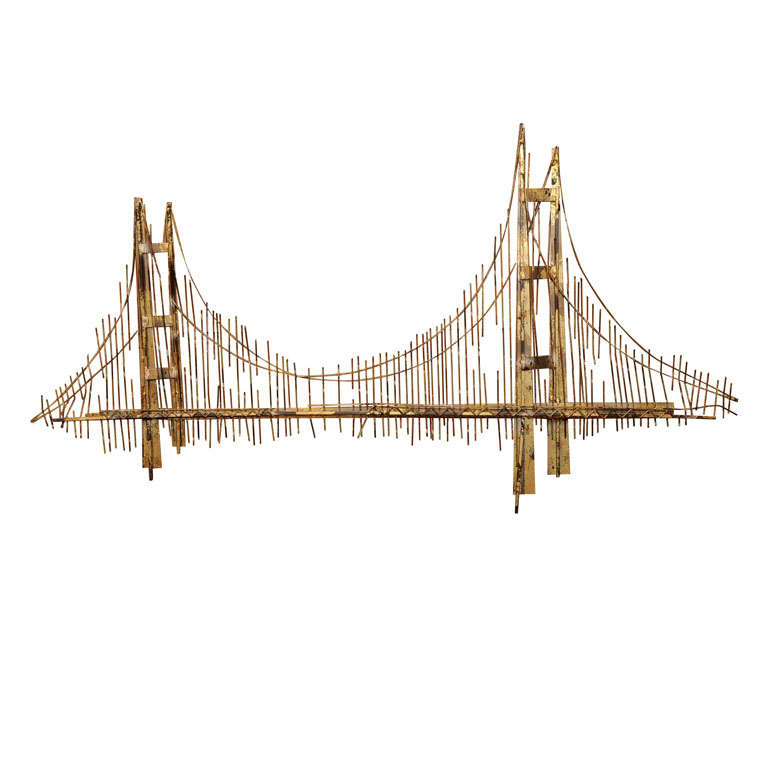 Curtis Jere Golden Gate Bridge At 1stdibs