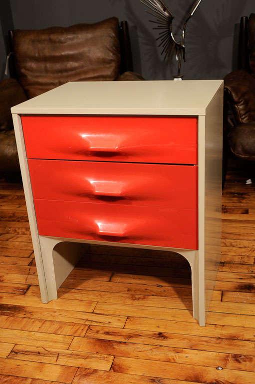 Raymond Loewy Two-Drawer Nightstand image 2