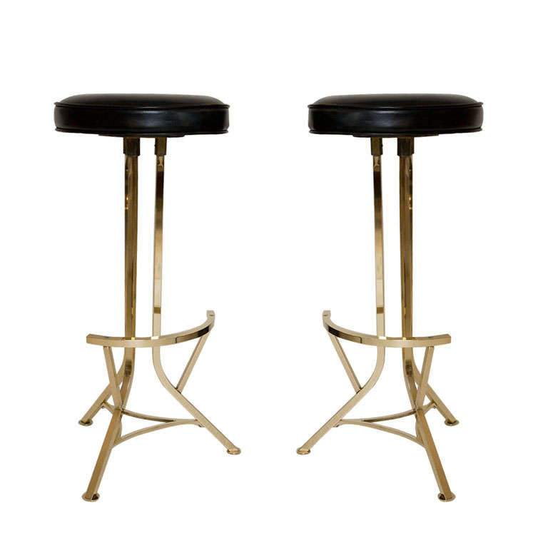 bar stools in chicago pair of vintage modernist brass bar  : x from mesinjahitmini.org size 768 x 768 jpeg 27kB