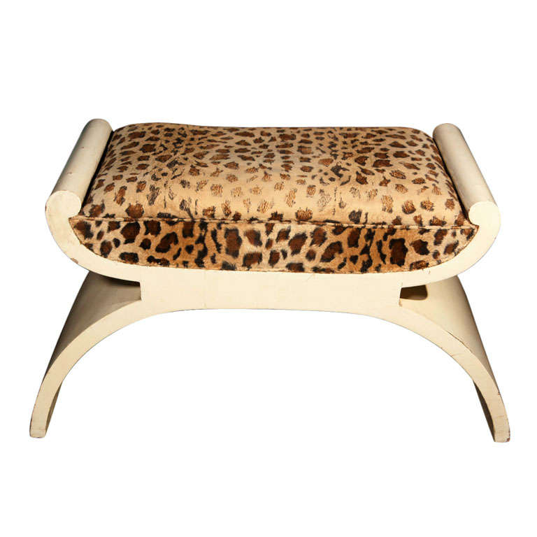 French Art Deco Bench At 1stdibs