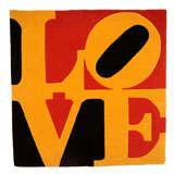 LOVE Rug by Robert Indiana