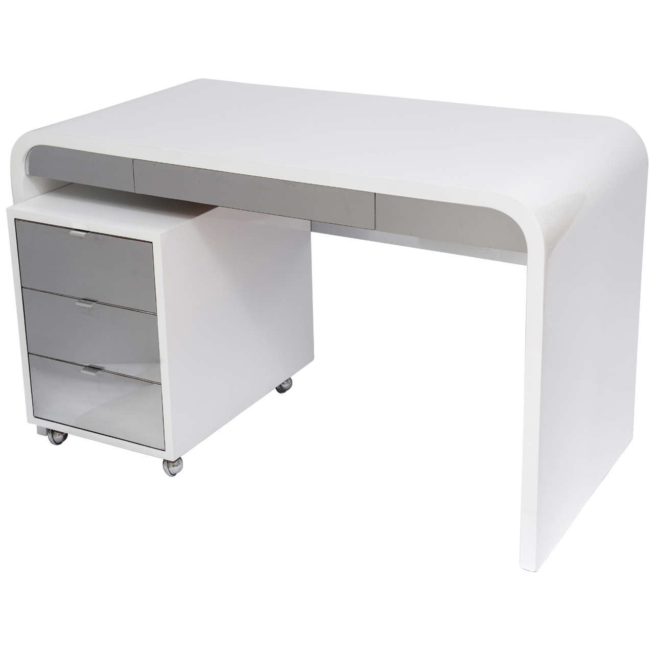 White Waterfall Tables ~ X g