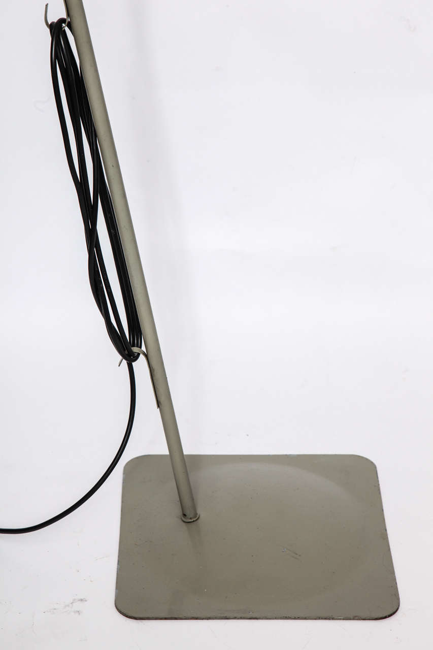 American 1950s Articulated Floor Lamp For Sale