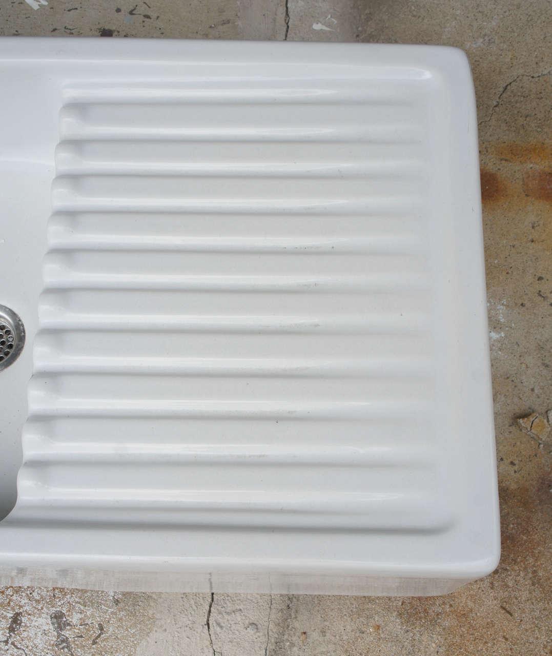 French Farm Kitchen Sink 1