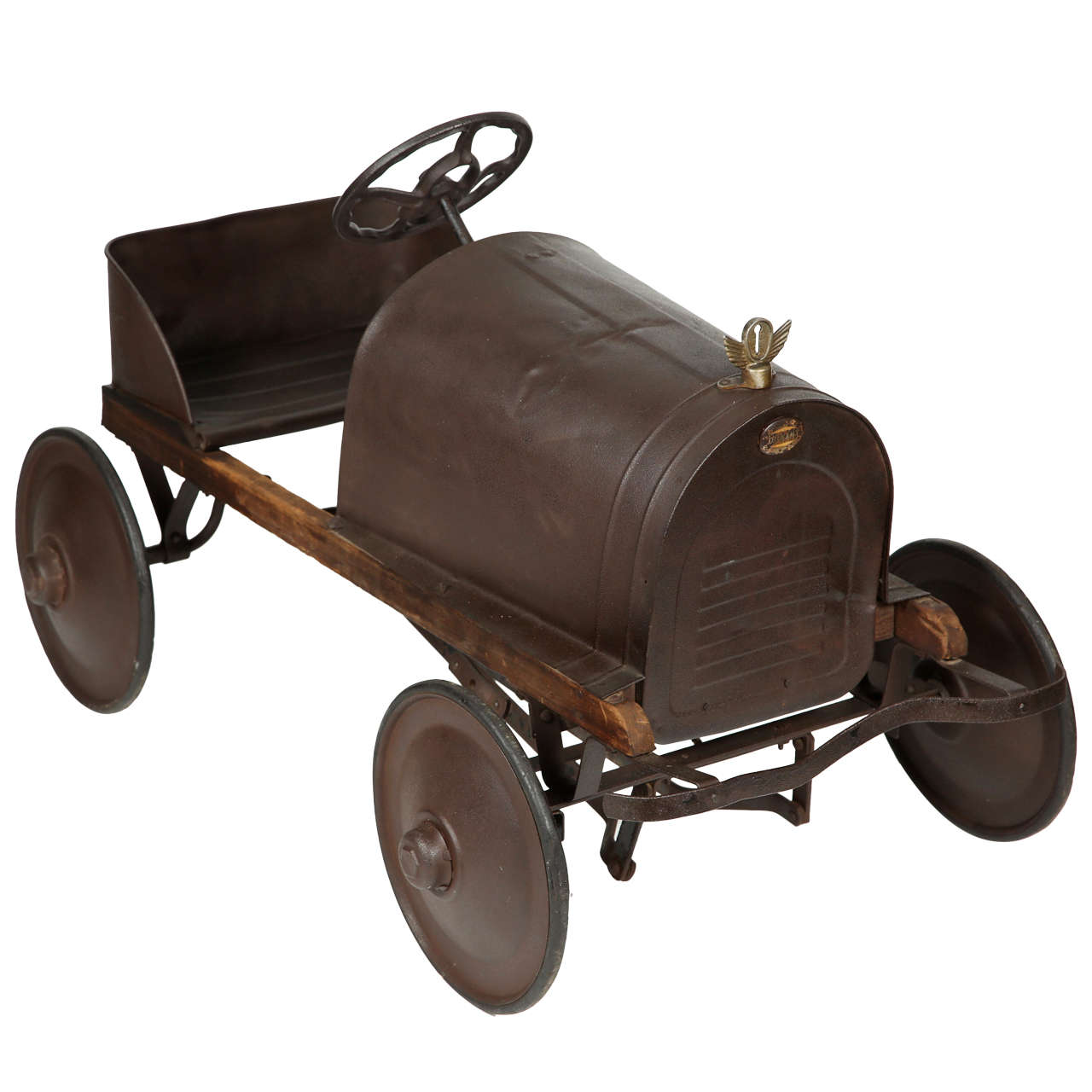 Antique Toy Pedal Car From 1915 At 1stdibs