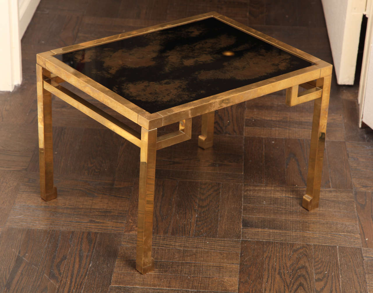 301 moved permanently for Small gold side table