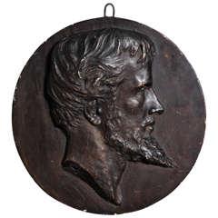 Plaster Medal